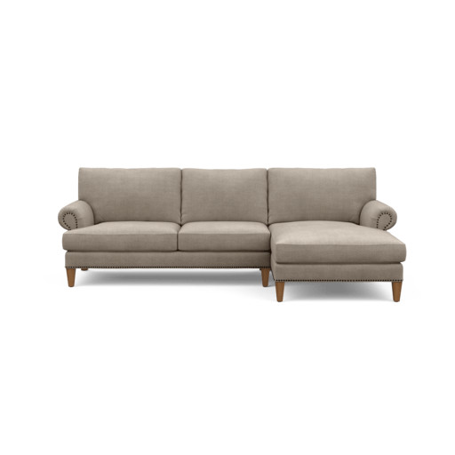 Amazing Carlisle Timeless Sofa Chaise Perch Furniture Ncnpc Chair Design For Home Ncnpcorg