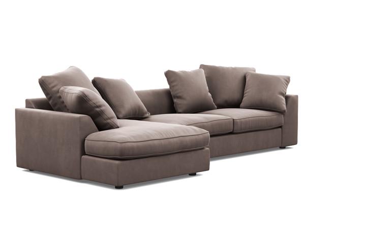 save off c36b9 532a4 Cumulus Left Hand Facing Corner Sofa