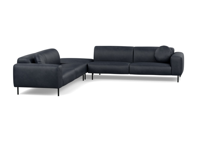 Awe Inspiring Luna Large Corner Sofa Download Free Architecture Designs Embacsunscenecom
