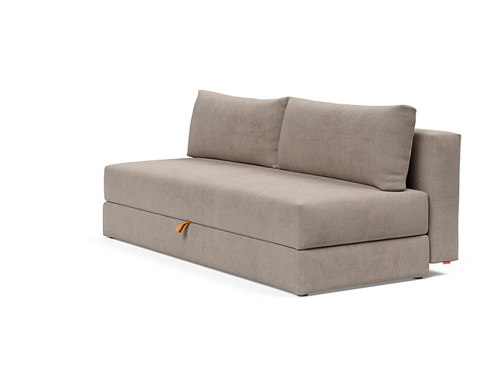 Osvald Pleasant And Space Saving, What Are The Dimensions Of A Full Size Sleeper Sofa