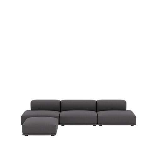 Connect Modular Sofa 4-Seater F+C+G+I Vancouver 13