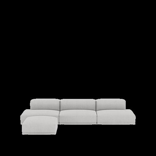 Connect Modular Sofa 4-Seater F+C+G+I Remix 123
