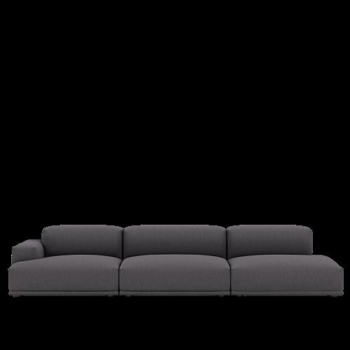 Connect Modular Sofa 3-Seater A+C+G Vancouver 13