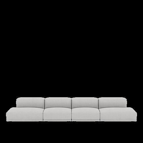 Connect Modular Sofa 4-Seater F+D+D+G Remix 123