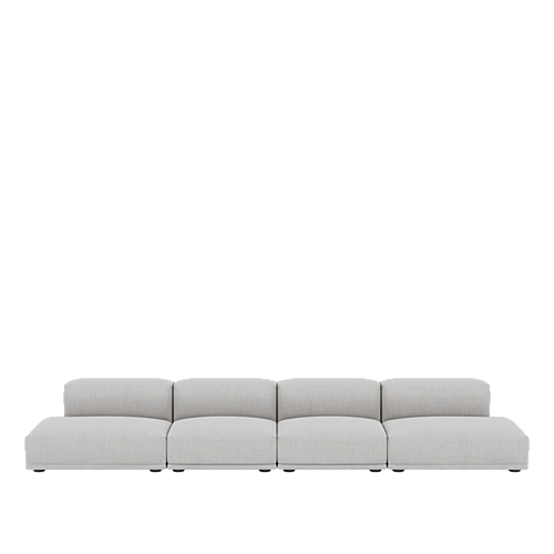Connect Modular Sofa 4-Seater F+D+D+G Remix 123