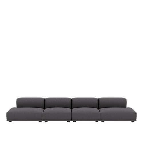 Connect Modular Sofa 4-Seater F+D+D+G Vancouver 13