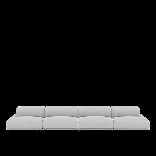 Connect Modular Sofa 4-Seater 2 F+4 C+2 G Remix 123