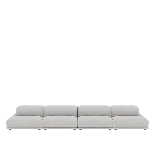 Connect Modular Sofa 4-Seater 2 F+4 C+2 G Remix 123