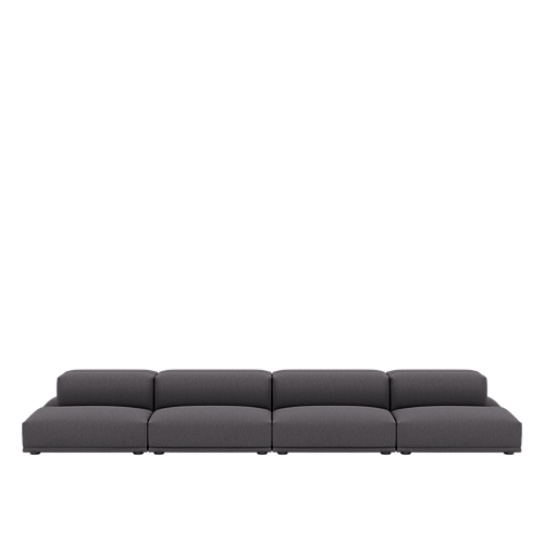Connect Modular Sofa 4-Seater 2 F+4 C+2 G Vancouver 13