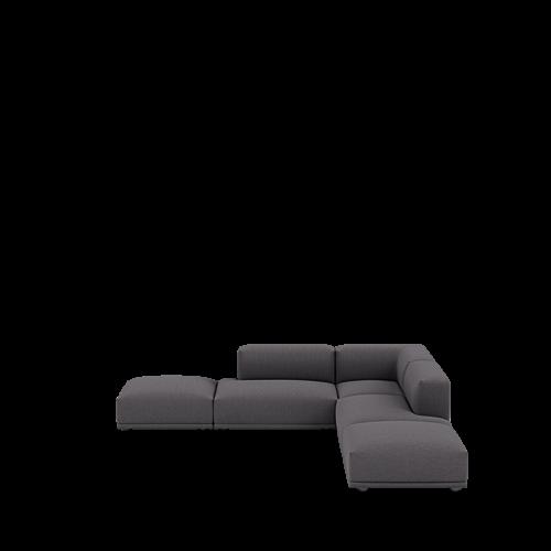 Connect Modular Sofa Corner I+F+E+G+I Vancouver 13