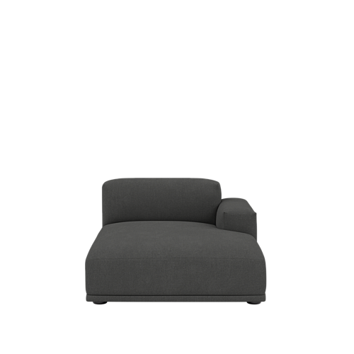 Aegean 10/Black - Right Armrest Lounge (K)