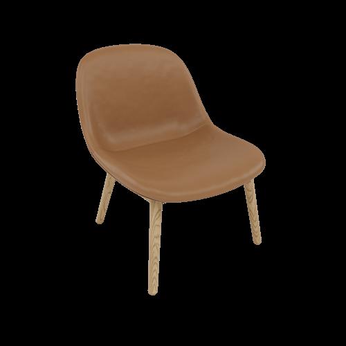 Refine Leather Cognac/Oak
