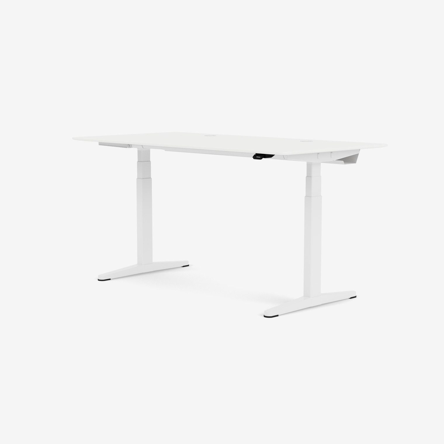 Height-adjustable work desk HILOW3G160