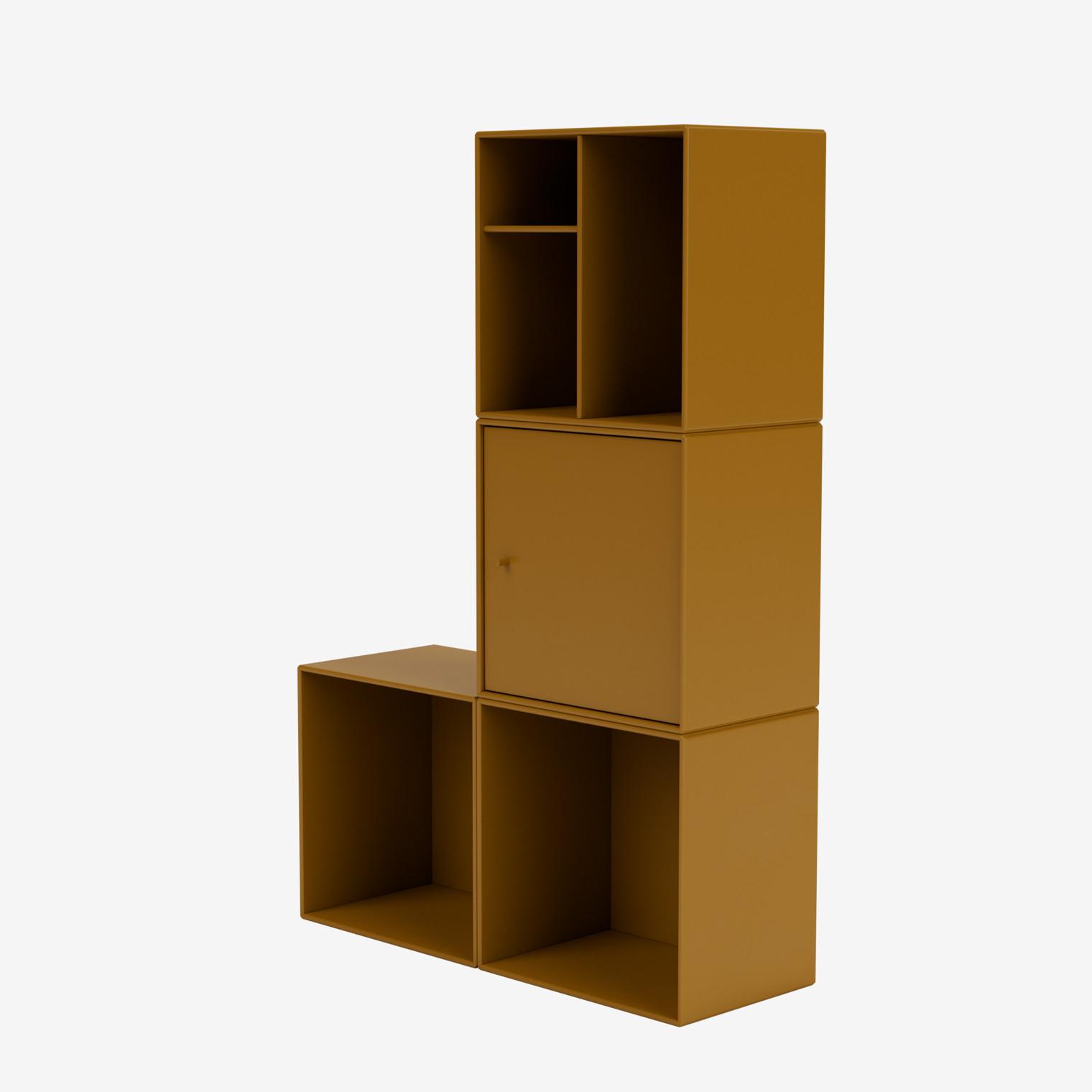Montana Mini 3006 tall bookcase