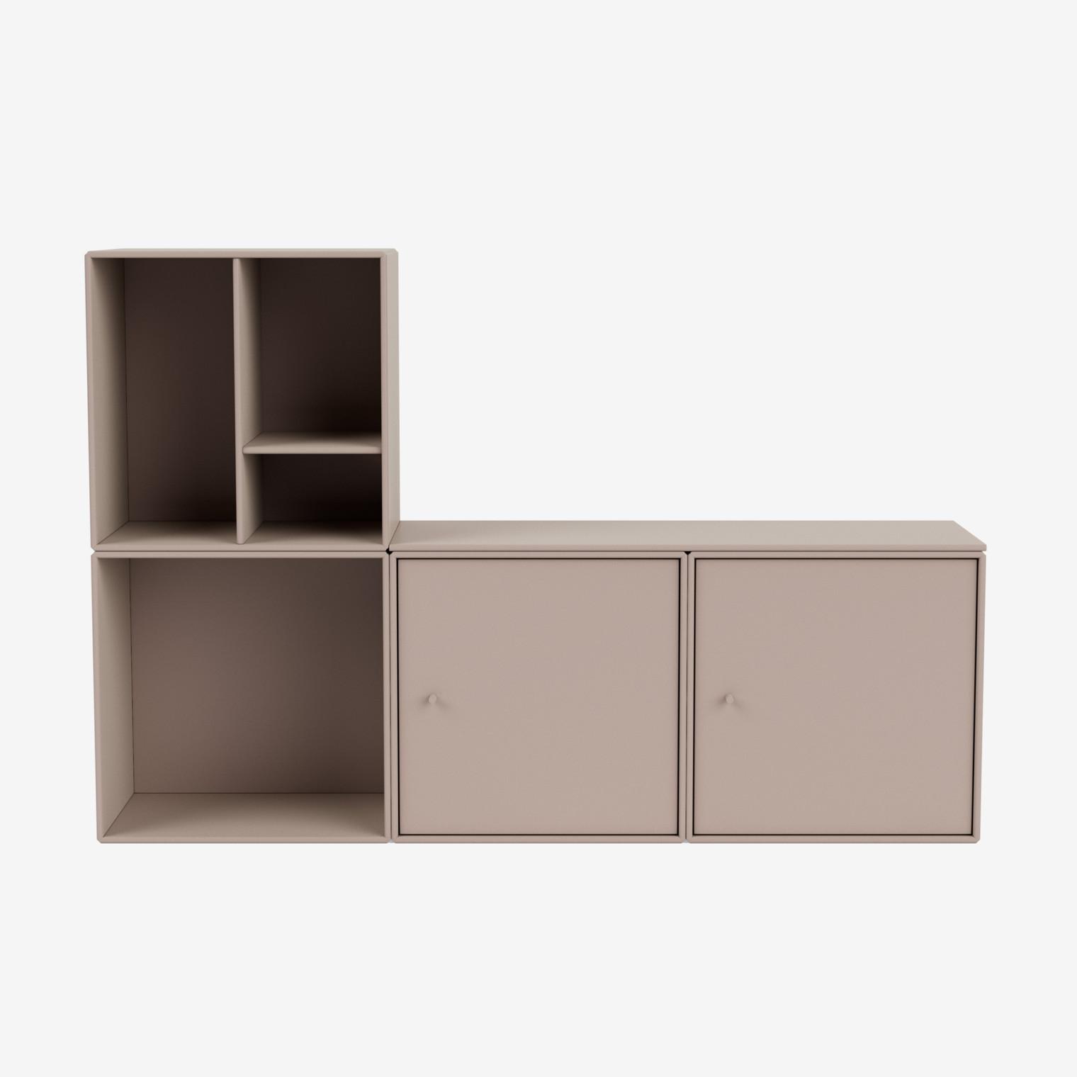 Montana Mini 3008 L-shaped shelf