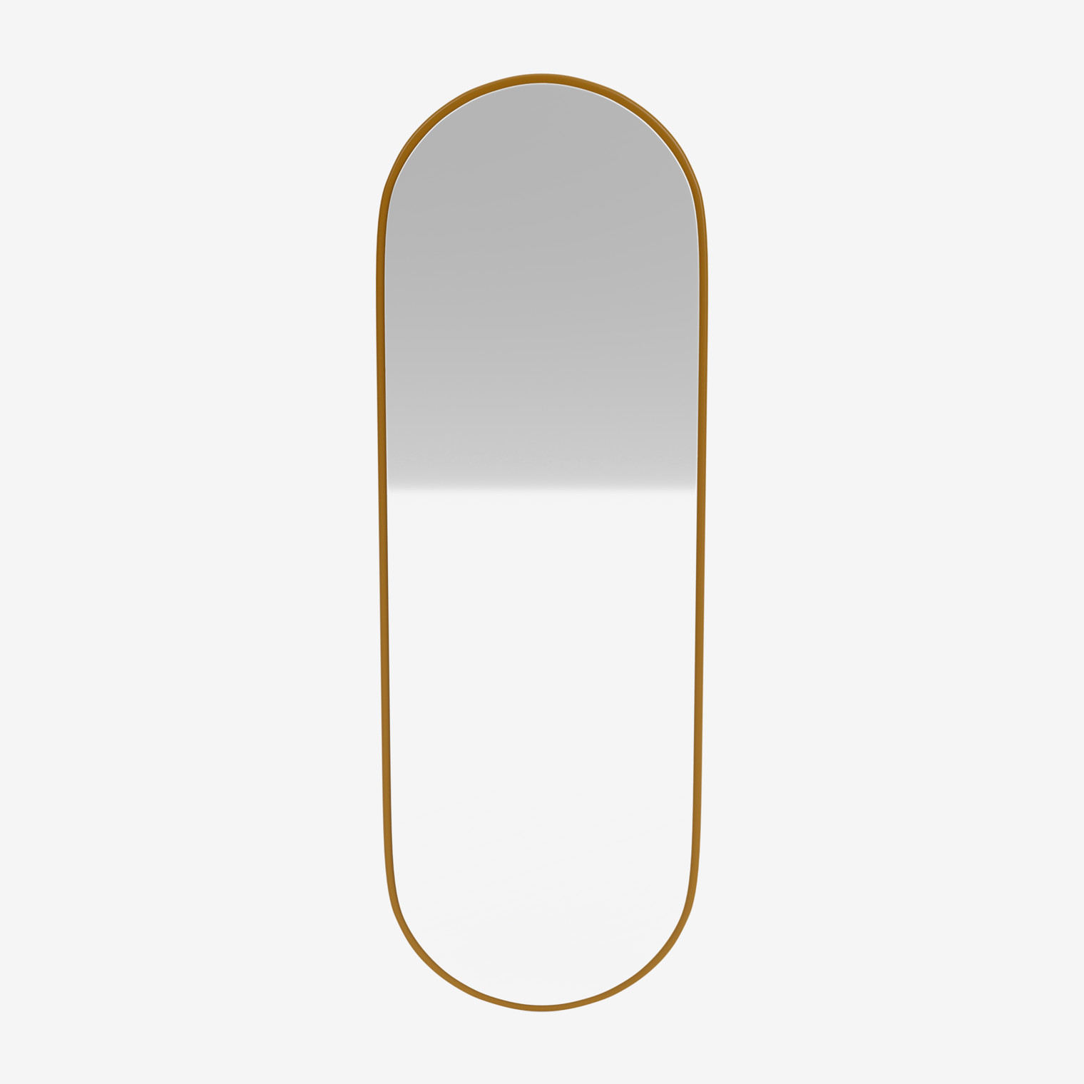 FIGURE oval mirror