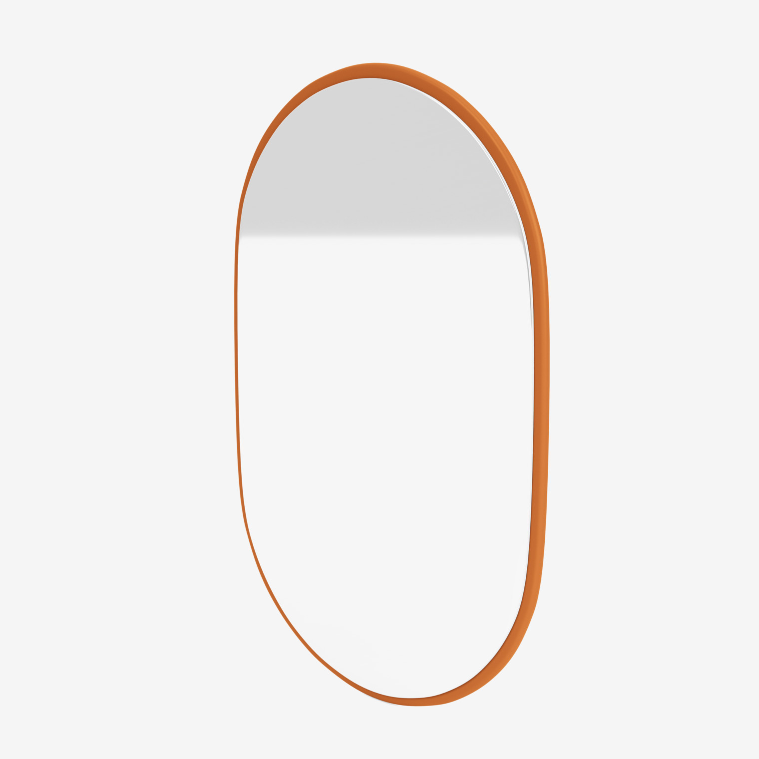 LOOK oval mirror