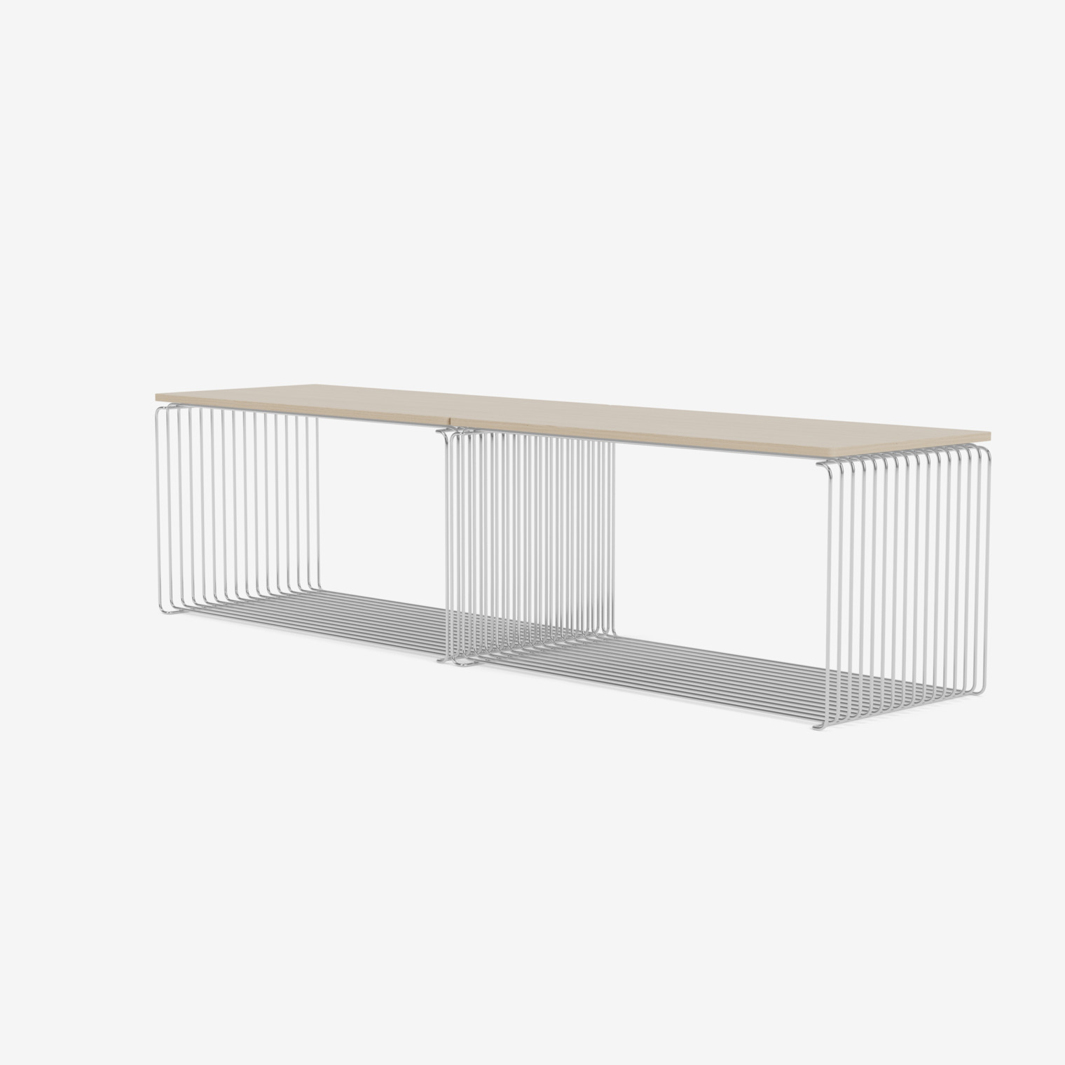 Panton Wire Extended Sideboard