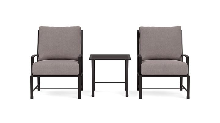 Yardbird Colby Outdoor Bistro Set Outdoor Furniture