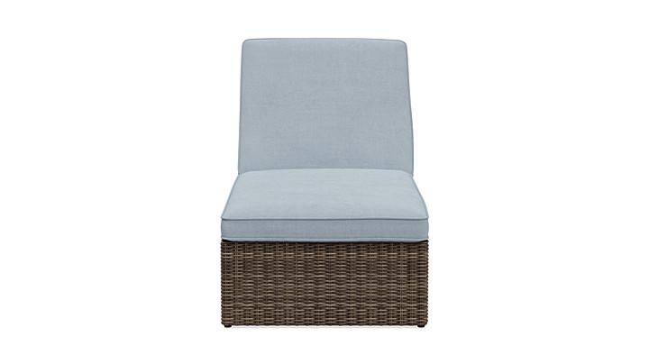 Yardbird Harriet Outdoor Chaise Lounge Outdoor Furniture