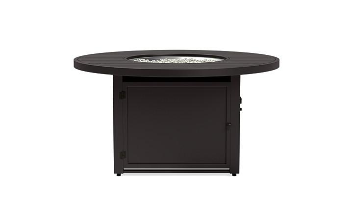 Yardbird Round Fire Pit Table Outdoor Furniture