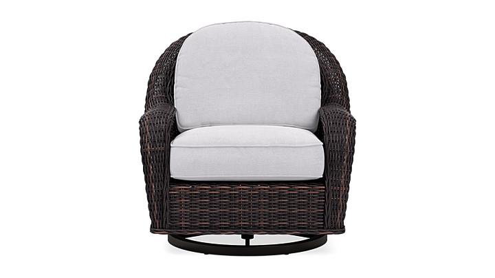 Yardbird Waverly Outdoor Swivel Glider Chair Outdoor Furniture