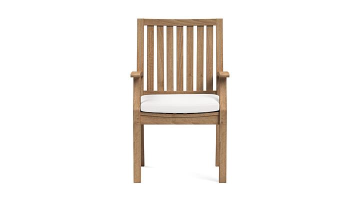 Yardbird Winnie Dining Arm Chair Outdoor Furniture